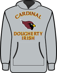 Cardinal dougherty Irish