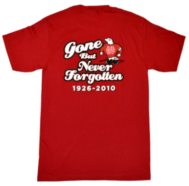 North catholic Falcons Gone but not forgotten t-shirt