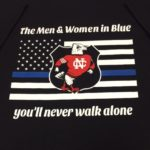 Northeast Catholic Police Support Tee