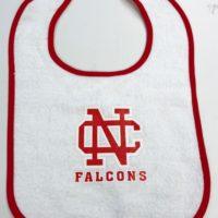 North Catholic Falcons bib