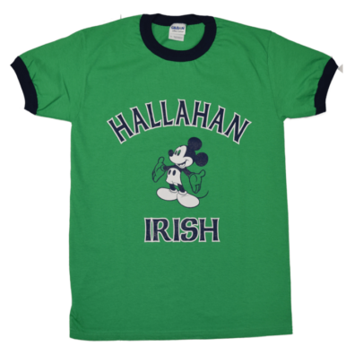 Hallahan Irish Ringer