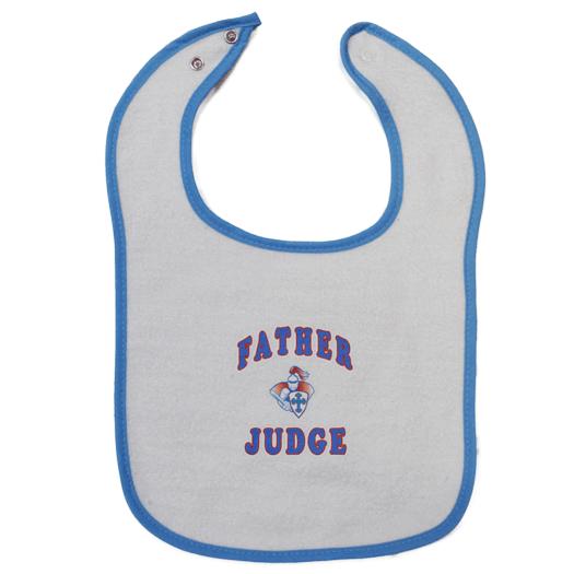 Judge Baby Bib