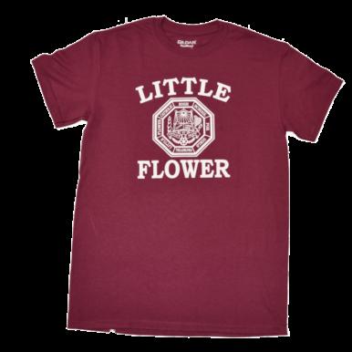 Little Flower School Crest