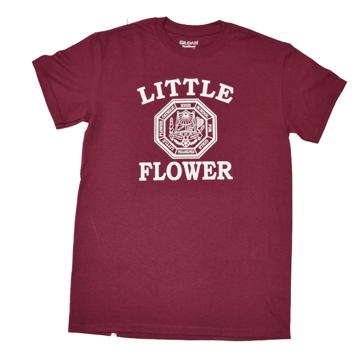 Little Flower School Crest