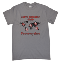 Northeast Catholic Falcons Grad T-Shirt