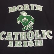 North Catholic Irish Crew Sweatshirt