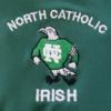 North catholic Irish kelly track jacket