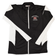 North catholic Falcons track jacket blk lc