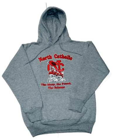 North CatholicThe many the proud The falcons hood