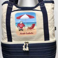 North Catholic Beach Bag Cooler