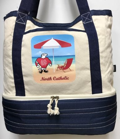 North Catholic Beach Bag Cooler