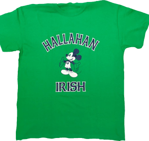 Hallahan Irish Kelly Green Tee