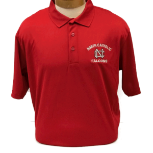 North Catholic Falcons NC Polo
