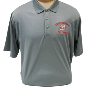 North Catholic Falcons dri-fit polo