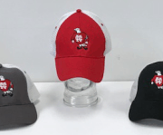 northcatholic.com Falcons Trucker hats