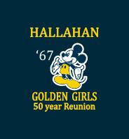 Hallahan 50 Year Reunion Shirt