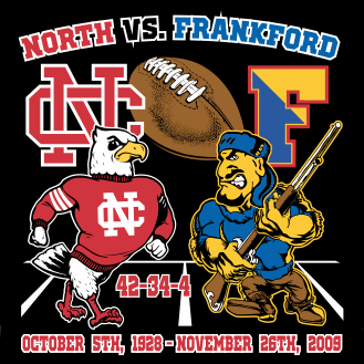 North vs Frankford