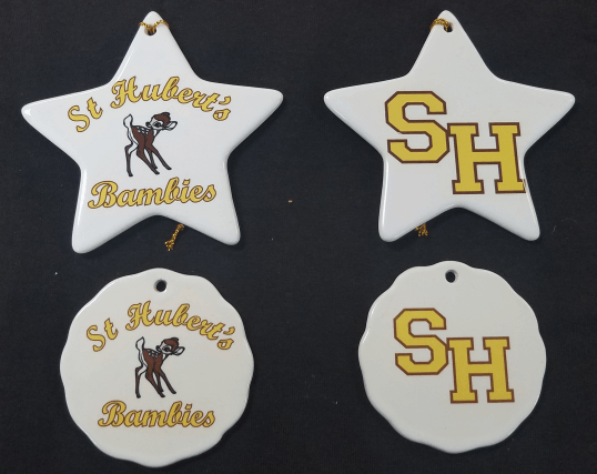 Saint Hubert's Ornaments