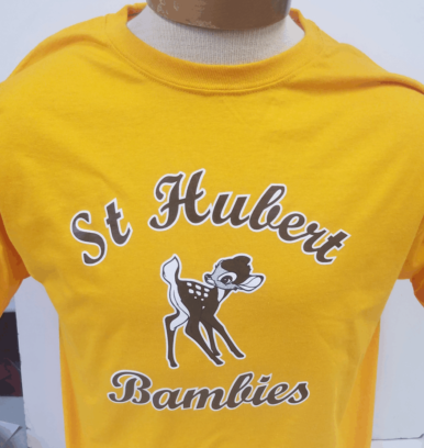 St. Hubert Bambies