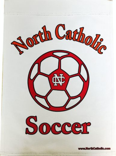 NORTH SOCCER FLAG