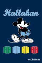 HALLAHAN GARDEN FLAG ALUMNAE